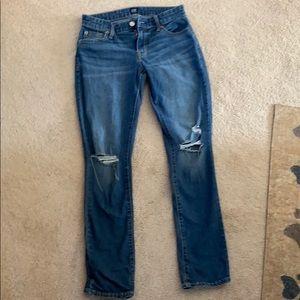 GAP Girlfriend Jeans 25